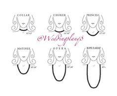 Necklace Length: .... Opera 28-34'' (70-86 cm)