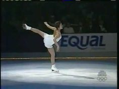 Michelle Kwan 1998 East of Eden. This is my favorite skating performance of all time.