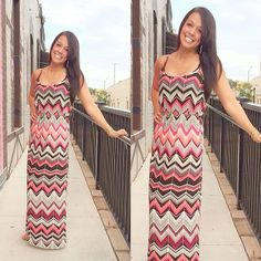 A smile is the best accessory a girl can have! Having the perfect maxi dress completes it! (cc: Sarah Love) http://www.charlotterusse.com/thumbnail/Dresses/Maxis/pc/3021/2712.uts