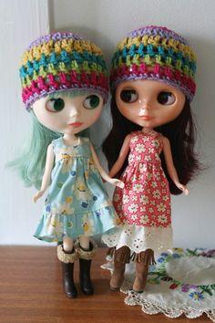 Pretty Blythe Girls