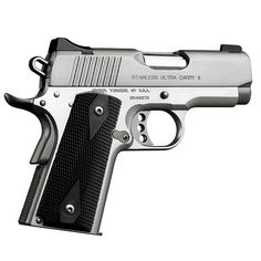 Kimber Ultra Carry II Stainless 9mm Pistol at eurooptic.com