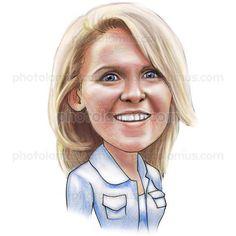 Caricature by Photolamus
