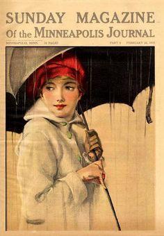 1915 Sunday Magazine of the Minneapolis Journal