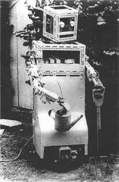 "1956 – ""Robert the Robot"" – Bernard Smith (Australian)"