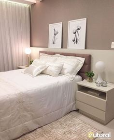 Home theaters quarto Bedroom Themes, Bedroom Wall, Bedroom Decor, Teen Bedroom, Decoracion Habitacion Ideas, Home Room Design, House Design, Luxurious Bedrooms, House Rooms