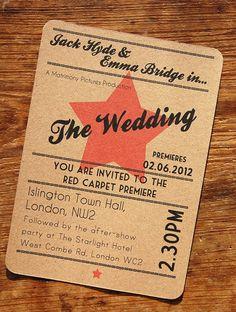 Vintage wedding ideas and wedding invitations