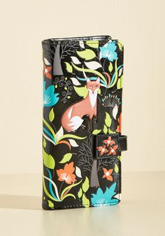 Wallets - Financial Mister Fox Wallet Mr Fox, Modcloth, Bag Accessories,  Purses, 83e222aaa7