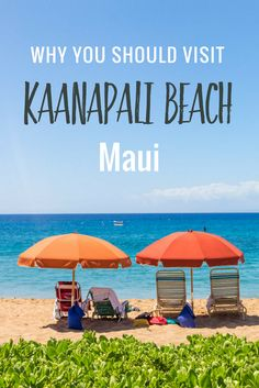 57d34061a1 We loved Kaanapali Beach in Maui. It was the perfect spot for our family  vacation