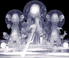 "Kazuki Takamatsu ""Spiral of Emotions"" @ Corey Helford Gallery: Something to Believe In.jpg"