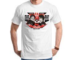 Batman Vs Superman The Ultimate Face Off t shirt  tee camiseta camisa
