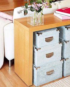 Muebles y almacenamiento de soluciones de almacenamiento modernos para el diseño de la sala de estar