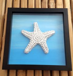 DIY How To Create Beautiful Sea Art With Baking Soda !