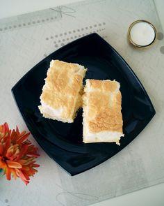 Polish cheesecake, Käsekuchen, sernik Cornbread, Cheesecake, Polish, Cooking, Ethnic Recipes, Food, Millet Bread, Kitchen, Vitreous Enamel