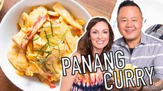 How to Make Panang Curry with Jet Tila Panang Curry Chicken, Thai Panang Curry, Panang Curry Recipe, Indian Food Recipes, Asian Recipes, Thai Recipes, Delicious Recipes, Chicken Recipes, Chef Jet Tila