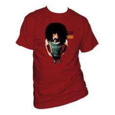 Official Tour De Frank T-Shirt Frank Zappa Smoking Movie Merchandise Freak Out