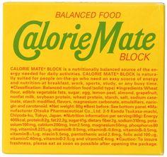Calorie Mate Balanced Food, Fruits, 2.74 Ounce  $4.78