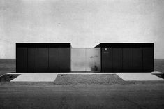 Craig Ellwood, Hunt House, Malibu, California, 1955-1957