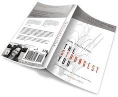 """The Strongest You"" a self-help book by Ivana Straska Szakal  - Graphic design by Chris Gill for MCWorldEnterprise"