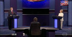 Em debate, Trump diz que decidirá 'na hora' se aceita resultado da eleição