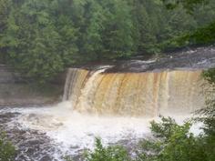 Upper Tahquamenon Falls, June 2011