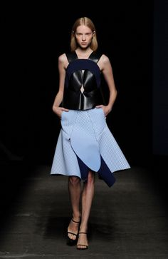 Dion Lee New York Fashion Week Spring/Summer 2014 Show