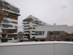 Zaha Hadid Residence, Citylife, April 2014