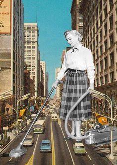 Urbanismo. Limpiar Calles, Prioridad en la ciudad .