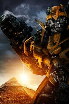 Transformers: Bumble Bee, I seriously can't wait for the fourth installment...