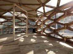 AVATAR ARCHITETTURA · Pallett Pavillion