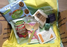 Eco Emi Subscription Box Review - August 2013