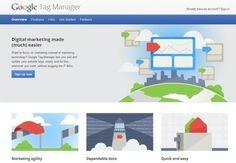 Google lanza una nueva herramienta: #GoogleTagManager
