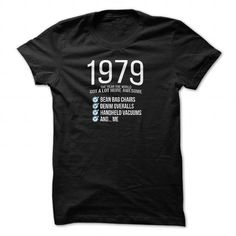 Cool 1979 The Year the World Got a LOT More Awesome Shirt T shirts