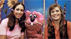 The Magic Garden with Carol, Paula, Sherlock, The Chuckle Patch and the Story Box.  Best kid show ever!