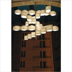 Available at AllModern. Contemporary Pendant Lights, Pendant Lighting, All Modern, Porcelain, Ceiling Lights, Interiors, Home Decor, Porcelain Ceramics, Decoration Home