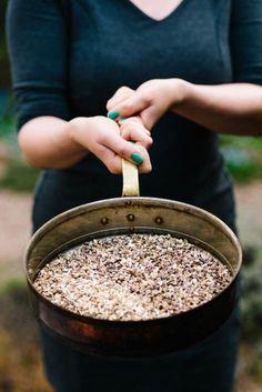 Detoksyfikująca kawa mniszkowa. Wzmacnia odporność. | Klaudyna Hebda Smoothie, Food And Drink, Vegan, Baking, Coffee, Health, Sweet, Blog, Tortillas