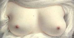 Bosom buddies | The surprising story of America's first boob selfie via The Economist