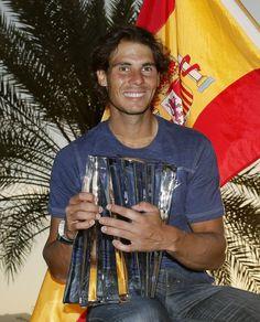 Rafael Nadal #tennis #tenis @JugamosTenis