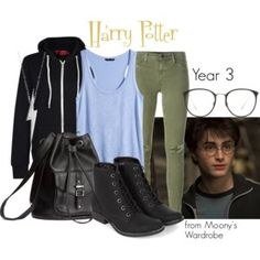 Harry Potter: Year 3