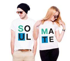 http://allprints.pl/   Soul Mate #love#funny