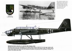 In 1935, the German Reich Air Ministry (Reichsluftfahrtministerium or RLM) produced a requirement for a twin engined general purpose floatplane, suitable both for patrol and for anti-shipping strikes with bombs and torpedoes.