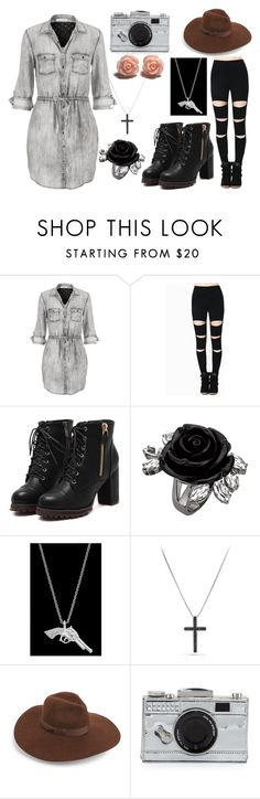 """""""Untitled #56"""" by jkat598 on Polyvore featuring maurices, David Yurman, Lack of Color and Kate Spade"""
