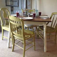 Small Table And Chair Set For Kitchen
