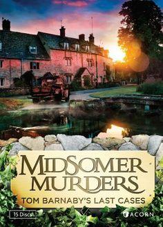 Midsomer Murders: great English murder mysteries