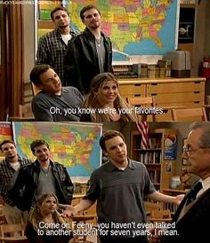 Oh Boy Meets World