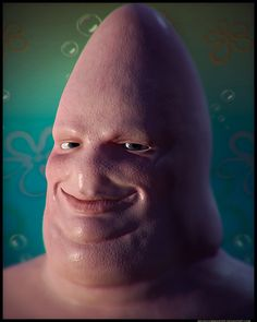 Patrick Star by Brushcommander