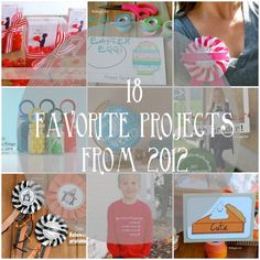 Favorite projects from 2012
