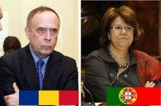 Cooperare interguvernamentală România - Portugalia