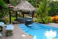 Banana Azul – Adorable and a Must Costa Rica Beach Hotel http://travelexperta.com/2012/04/where-to-stay-puerto-viejo-costa-rica.html #travel #costarica #beachhotel