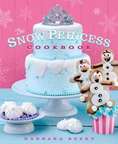 Presents recipes for snacks, desserts, and beverages with a wintry theme, as well as related crafts--including sparkling ice snow cones, winter wonderland dip, snow-covered cupcakes, ice princess punch, and twinkling snowflake soaps.