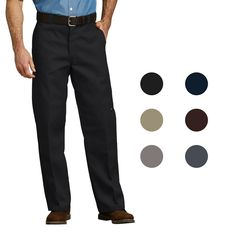 Mens Work Pants, Work Jeans, Jeans Fit, Dickies Pants, French Cuff Dress Shirts, Work Uniforms, Leg Work, Best Deals Online, Cargo Pants